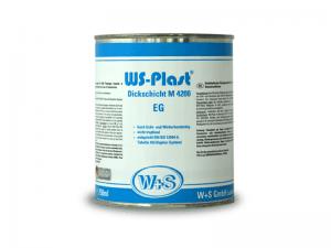 Dažai metalui WS-Plast 4200