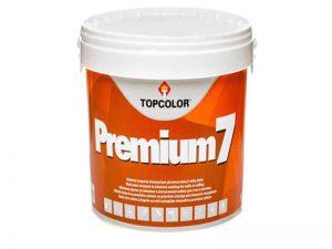 Vidaus dažai Topcolor Premium 7