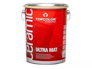 Dažai luboms Ceramic Ultra Mat