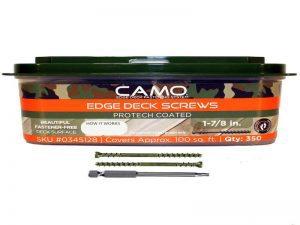 CAMO medsraigčiai | ProTech padengimu 60mm