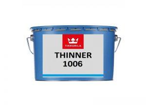 Skiediklis gruntui ir dažui Thinner 1006
