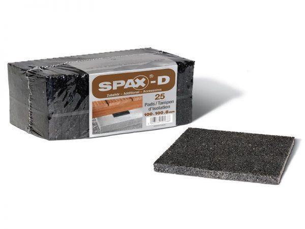 Spax padai terasai | Apsauga medienai