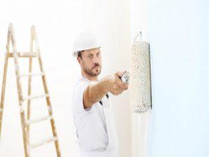 Sienų dažymas