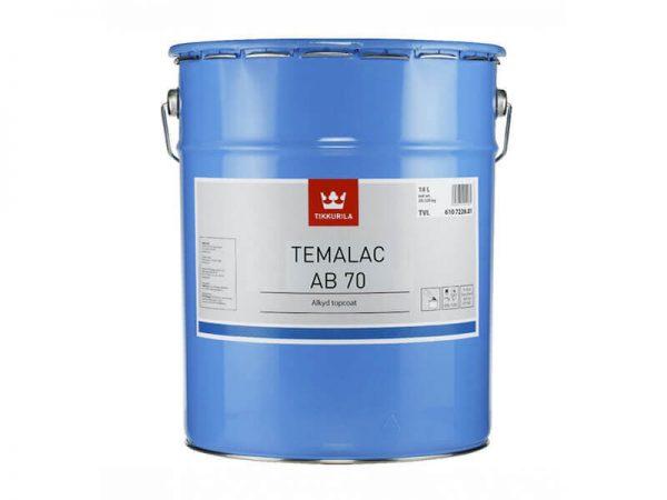 Alkidinis dažas metalui | Temalac AB 70